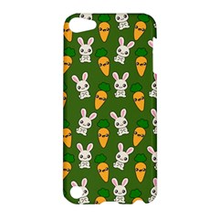 Easter Kawaii Pattern Apple Ipod Touch 5 Hardshell Case by Valentinaart