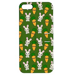 Easter Kawaii Pattern Apple Iphone 5 Hardshell Case With Stand by Valentinaart