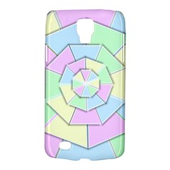 Color Wheel 3d Pastels Pale Pink Galaxy S4 Active by Nexatart