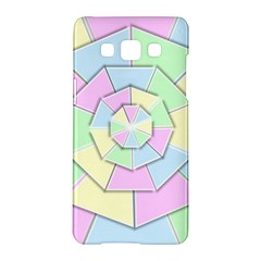 Color Wheel 3d Pastels Pale Pink Samsung Galaxy A5 Hardshell Case