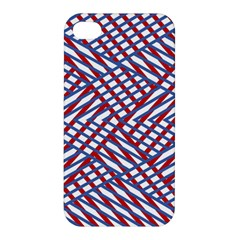 Abstract Chaos Confusion Apple Iphone 4/4s Premium Hardshell Case