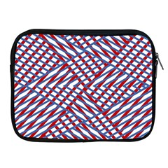 Abstract Chaos Confusion Apple Ipad 2/3/4 Zipper Cases by Nexatart
