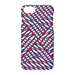 Abstract Chaos Confusion Apple Iphone 7 Hardshell Case