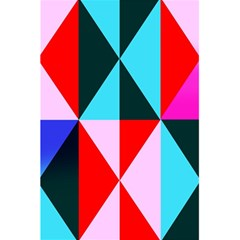 Geometric Pattern Design Angles 5 5  X 8 5  Notebooks by Nexatart