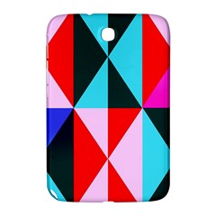 Geometric Pattern Design Angles Samsung Galaxy Note 8 0 N5100 Hardshell Case