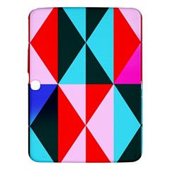 Geometric Pattern Design Angles Samsung Galaxy Tab 3 (10 1 ) P5200 Hardshell Case