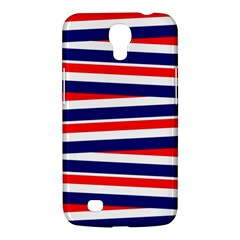 Red White Blue Patriotic Ribbons Samsung Galaxy Mega 6 3  I9200 Hardshell Case by Nexatart