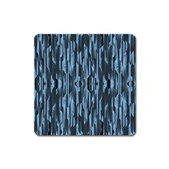Texture Surface Background Metallic Square Magnet
