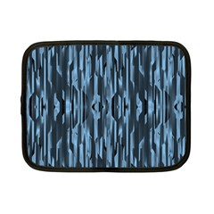 Texture Surface Background Metallic Netbook Case (small)