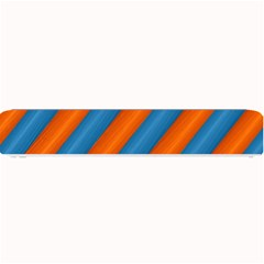 Diagonal Stripes Striped Lines Small Bar Mats