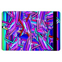 Stars Beveled 3d Abstract Stripes Ipad Air Flip