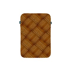 Wood Texture Background Oak Apple Ipad Mini Protective Soft Cases