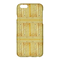 Wood Texture Grain Light Oak Apple Iphone 6 Plus/6s Plus Hardshell Case