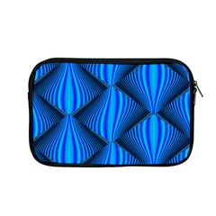 Abstract Waves Motion Psychedelic Apple Macbook Pro 13  Zipper Case