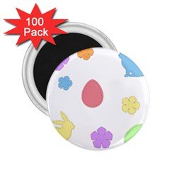 Easter Patches  2 25  Magnets (100 Pack)