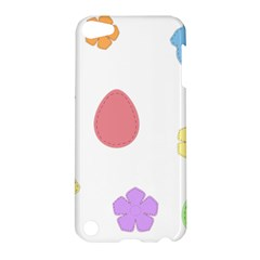 Easter Patches  Apple Ipod Touch 5 Hardshell Case by Valentinaart