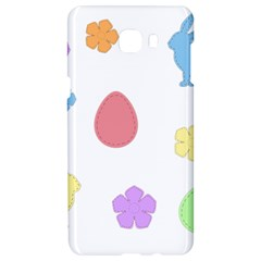 Easter Patches  Samsung C9 Pro Hardshell Case