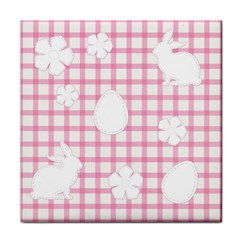 Easter Patches  Tile Coasters