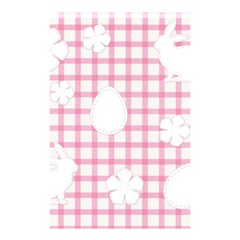 Easter Patches  Shower Curtain 48  X 72  (small)  by Valentinaart