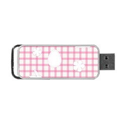 Easter Patches  Portable Usb Flash (two Sides) by Valentinaart