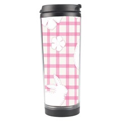 Easter Patches  Travel Tumbler by Valentinaart
