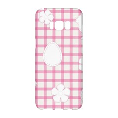 Easter Patches  Samsung Galaxy S8 Hardshell Case  by Valentinaart