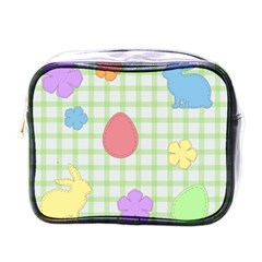 Easter Patches  Mini Toiletries Bags