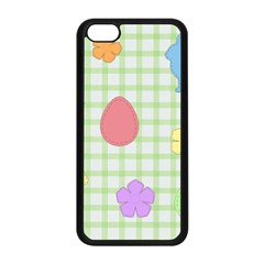 Easter Patches  Apple Iphone 5c Seamless Case (black)