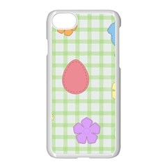 Easter Patches  Apple Iphone 7 Seamless Case (white)