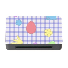Easter Patches  Memory Card Reader With Cf by Valentinaart