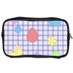 Easter Patches  Toiletries Bags 2 Side