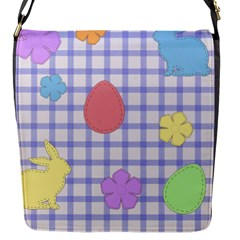 Easter Patches  Flap Messenger Bag (s)