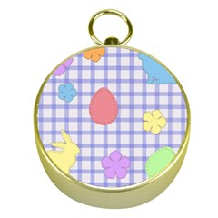 Easter Patches  Gold Compasses