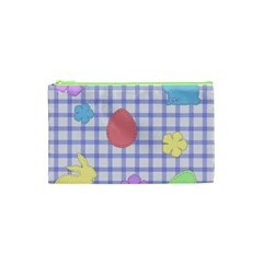 Easter Patches  Cosmetic Bag (xs)