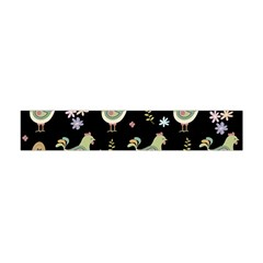 Easter Pattern Flano Scarf (mini)