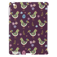 Easter Pattern Apple Ipad 3/4 Hardshell Case (compatible With Smart Cover) by Valentinaart