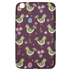 Easter Pattern Samsung Galaxy Tab 3 (8 ) T3100 Hardshell Case
