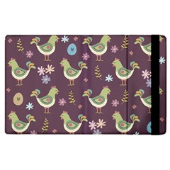 Easter Pattern Apple Ipad 3/4 Flip Case by Valentinaart