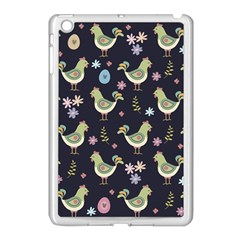 Easter Pattern Apple Ipad Mini Case (white) by Valentinaart
