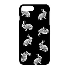 Rabbit Pattern Apple Iphone 8 Plus Hardshell Case