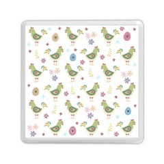 Easter Pattern Memory Card Reader (square)  by Valentinaart