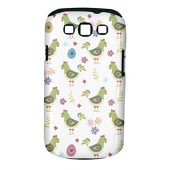 Easter Pattern Samsung Galaxy S Iii Classic Hardshell Case (pc+silicone)