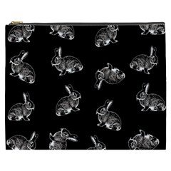 Rabbit Pattern Cosmetic Bag (xxxl)