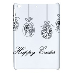 Easter Eggs Apple Ipad Mini Hardshell Case by Valentinaart