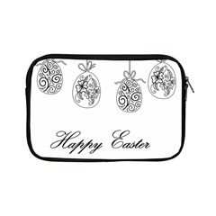 Easter Eggs Apple Ipad Mini Zipper Cases