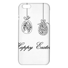 Easter Eggs Iphone 6 Plus/6s Plus Tpu Case by Valentinaart