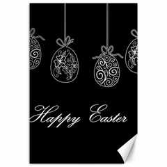 Easter Eggs Canvas 24  X 36