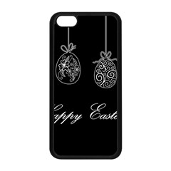 Easter Eggs Apple Iphone 5c Seamless Case (black)