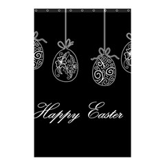 Easter Eggs Shower Curtain 48  X 72  (small)  by Valentinaart