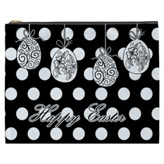 Easter Eggs Cosmetic Bag (xxxl)